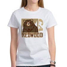 Redwood Grumpy Grizzly Tee