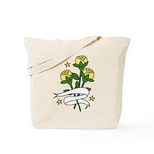 Texas Roses Tote Bag
