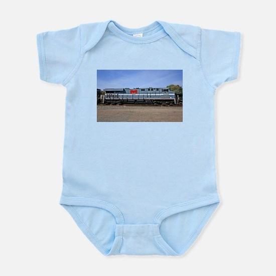 Heritage of the Monogahela Infant Bodysuit