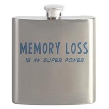 Super Power: Memory Loss Flask