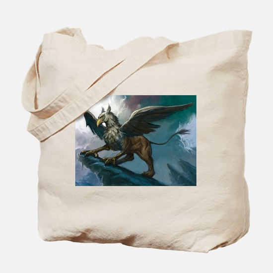 griffin wear Tote Bag
