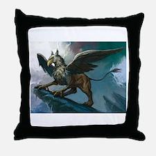 griffin wear Throw Pillow