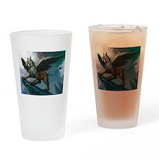 griffin wear Drinking Glass