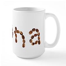 Mona Coffee Beans Mug