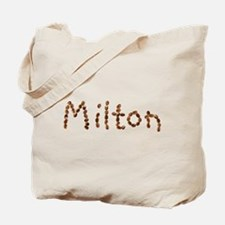 Milton Coffee Beans Tote Bag