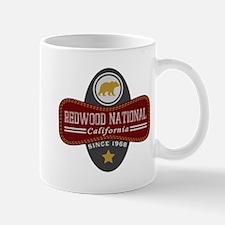 Redwood Natural Marquis Mug