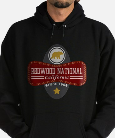Redwood Natural Marquis Hoodie (dark)