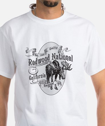 Redwood Vintage Moose Shirt