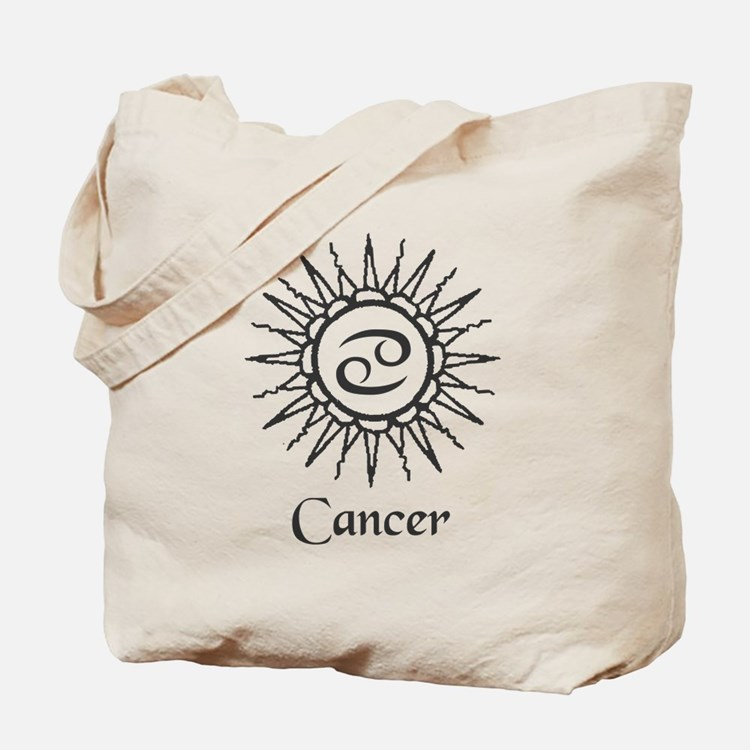 Astrology :: Cancer Tote Bag