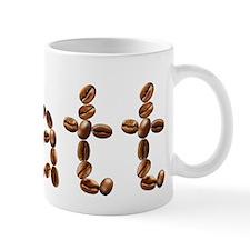 Matt Coffee Beans Mug