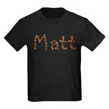 Matt Coffee Beans T