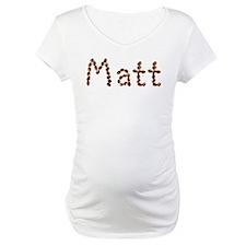 Matt Coffee Beans Shirt