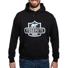Yosemite Blue Nature Crest Hoodie