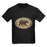 Yosemite national park Kids T-shirts (Dark)