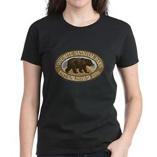 Yosemite Brown Bear Badge Tee