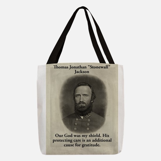 Our God Was My Shield - Stonewall Jackson Polyeste