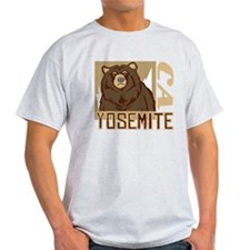 Yosemite Grumpy Grizzly T-Shirt