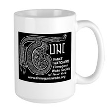 Wake Watchers Tunc Mug