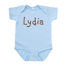 Lydia Coffee Beans Onesie
