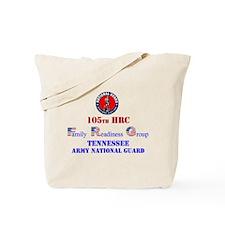 105th FRG and ARNG Tote Bag