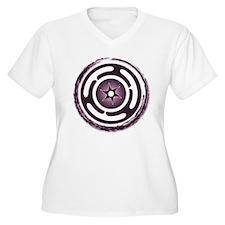 Purple Hecate's W T-Shirt