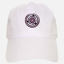 Purple Hecate's Wheel Cap