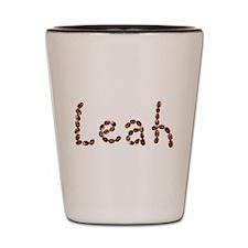 Leah Coffee Beans Shot Glass