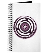 Purple Hecate's Wheel Journal