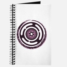 Purple Hecate's Wheel Journal