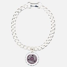 Purple Hecate's Wheel Bracelet