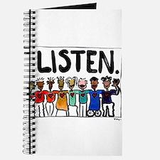 Listen Journal