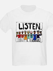 Listen T-Shirt