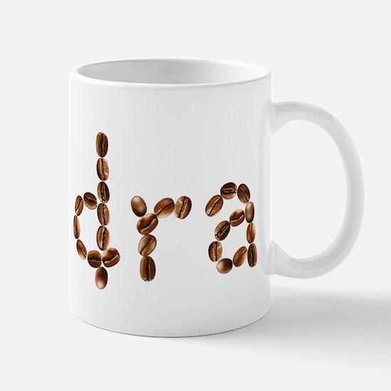 Kendra Coffee Beans Mug