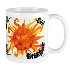 One Sun for Everyone Mug