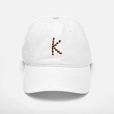 K Coffee Beans Baseball Baseball Cap