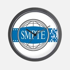 Official SMPTE Logo Wall Clock