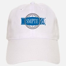 Official SMPTE Logo Baseball Baseball Cap