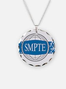Official SMPTE Logo Necklace