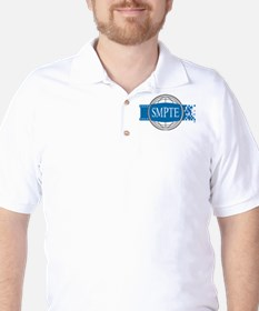 Official SMPTE Logo Golf Shirt