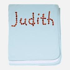 Judith Coffee Beans baby blanket