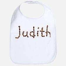 Judith Coffee Beans Bib