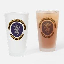 AAC - 316th Bombardment Wing Drinking Glass