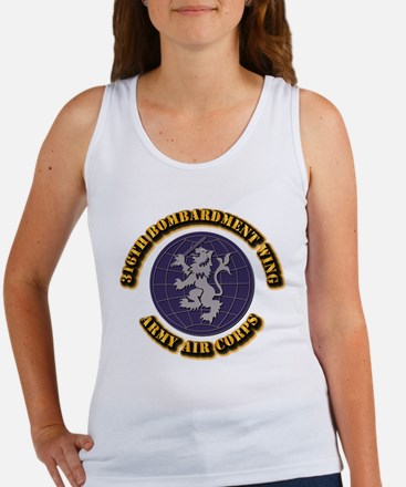 AAC - 316th Bombardment Wing Women's Tank Top