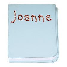 Joanne Coffee Beans baby blanket