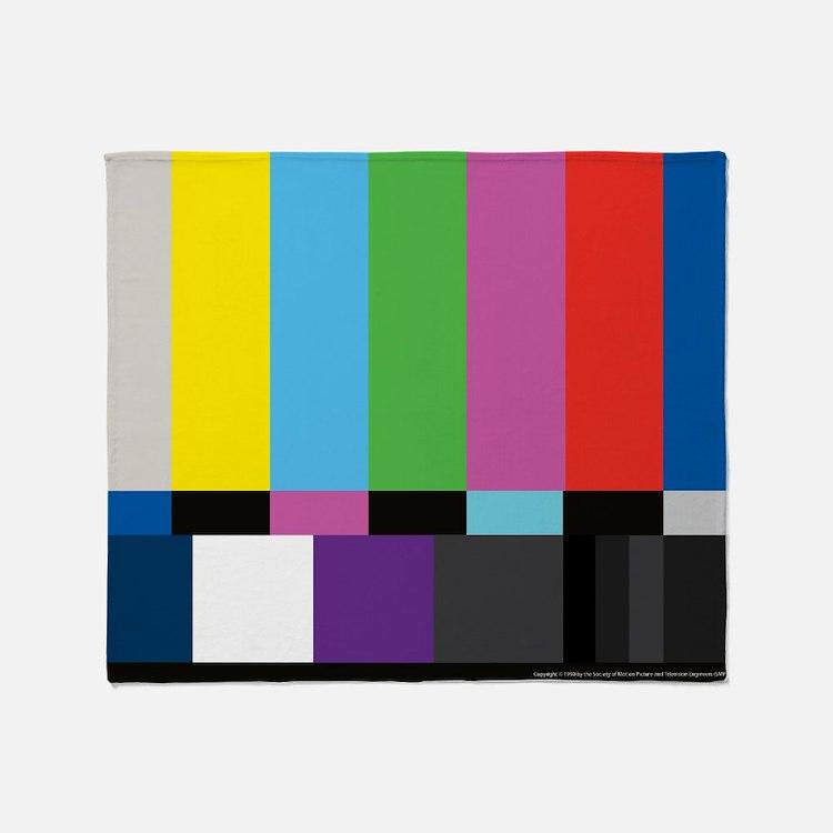 SMPTE Standard Definition Television Color Bars E