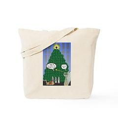 Wisemen in NY Tote Bag