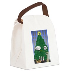 Wisemen in NY Canvas Lunch Bag