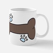 Dog Bone Mug