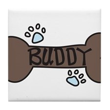 Buddy Tile Coaster
