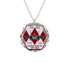 VF 102 Diamondbacks Commemorative Necklace